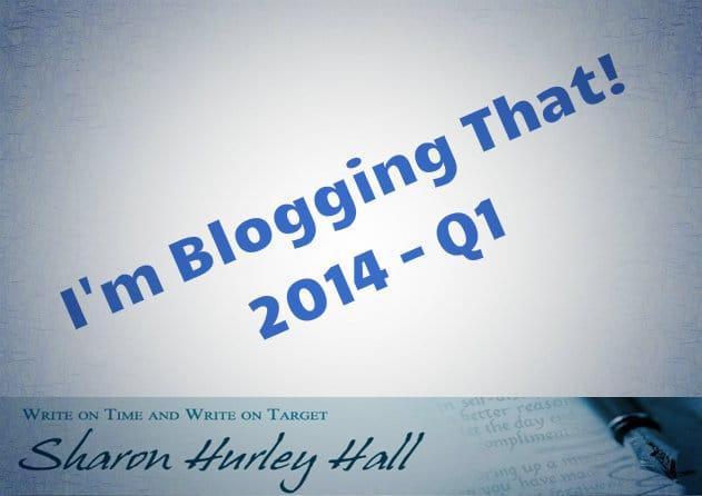 Blogging-q1-2014