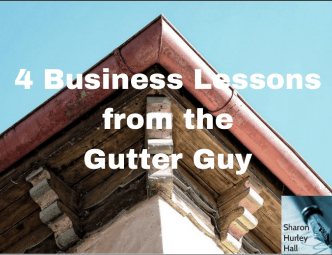 Business Lessons title