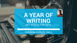 2016 in review - sharon hurley hall