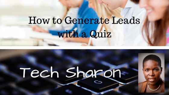 How to Generate Leads with an Interact Quiz