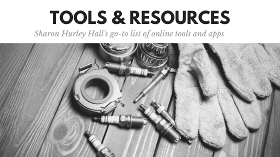 Recommended tools header image