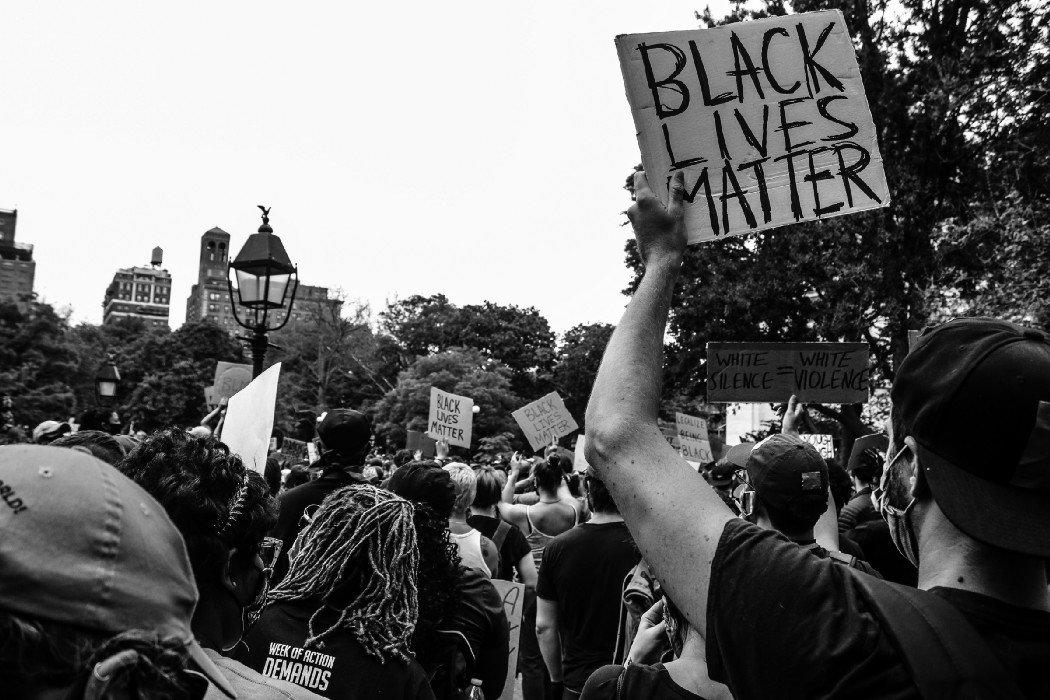 Photo by Jakayla Toney on Unsplash of BLM demonstration